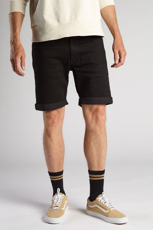 Just Junkies Mike shorts black night Shorts