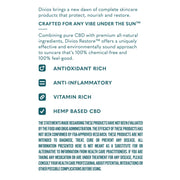 Restore - All-Natural CBD Aloe Moisturizer
