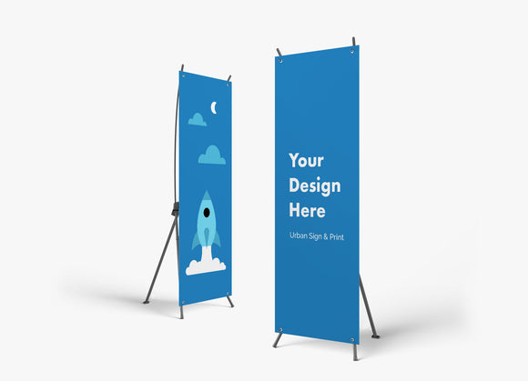 Retractable Banner Stands Printing - Urban Sign and Print