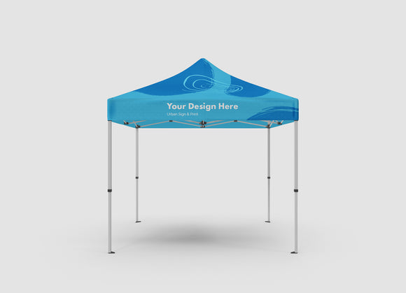 San Diego Canopy Tent - Urban Sign and Print