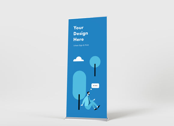 San Diego Retractable Banner Stand - Urban Sign and Print