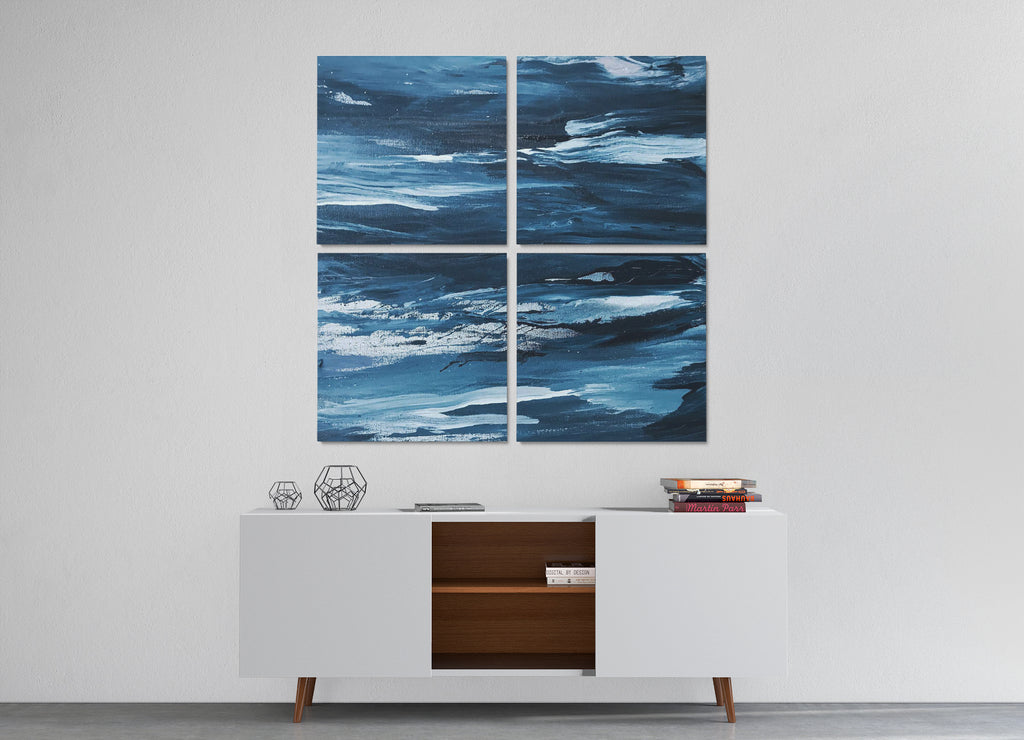 4-Piece Canvas