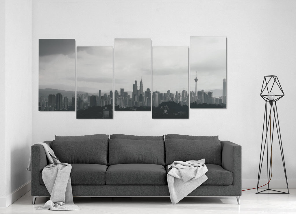 5-Piece Canvas