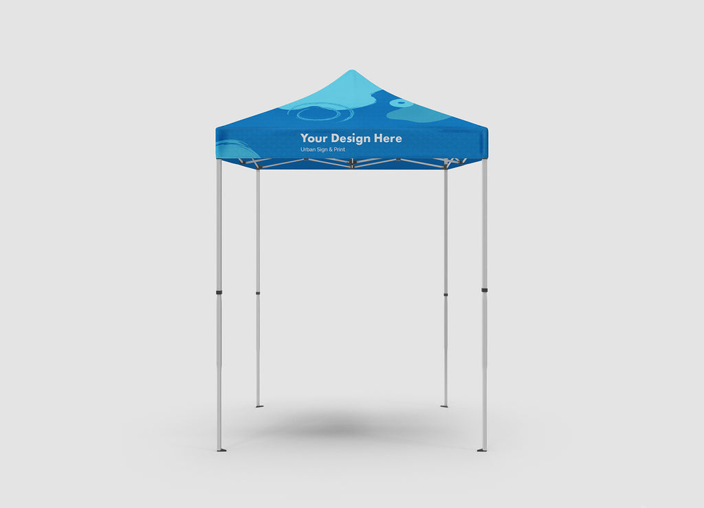 5ft Canopy Tent San Diego — Urban Sign and Print