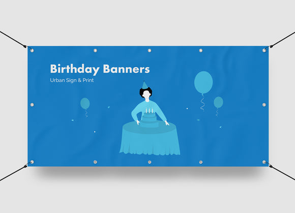 birthday banners san diego