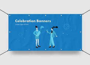 San Diego Celebration Banners Printing