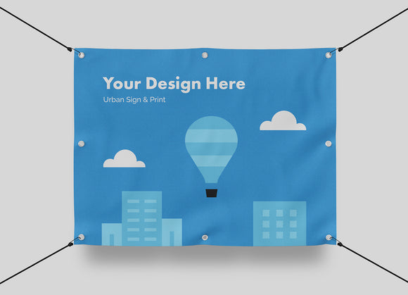 San Diego fabric banner printing – Urban Sign and Print