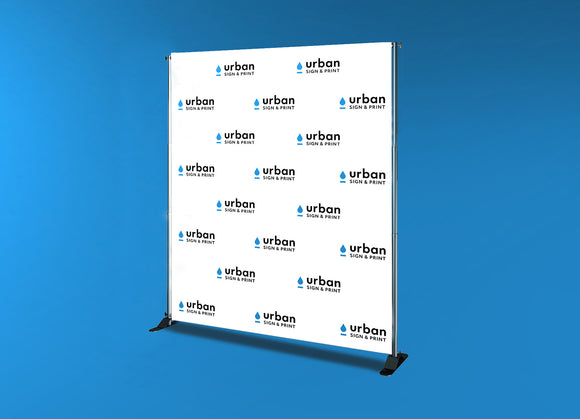 San Diego Step and Repeat Banners - Urban Sign and Print