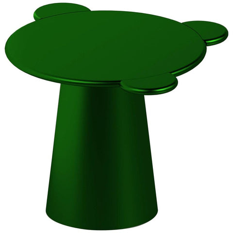 Donald Coffee Table Monochrome Green