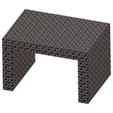 Gaby Seating/Coffee Table California Black