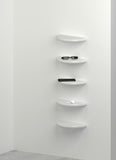 Circular Shelf Nina White