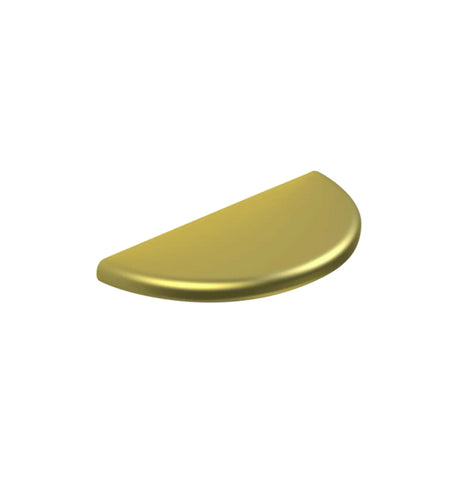 Circular Shelf Nina Gold