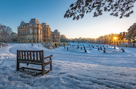 Bowes museum photograph winner for the BBC weather pictures competition