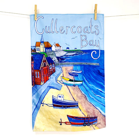 Cullercoats Joanne wishart Gallery north East Art