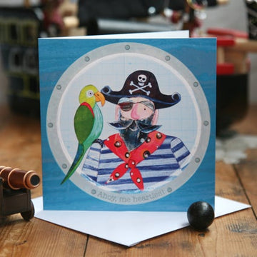 Ahoy me hearties!