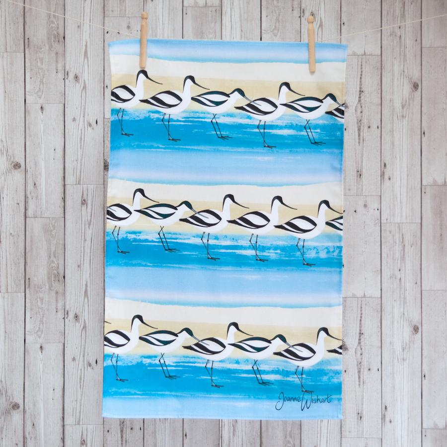 Avocet Tea Towel