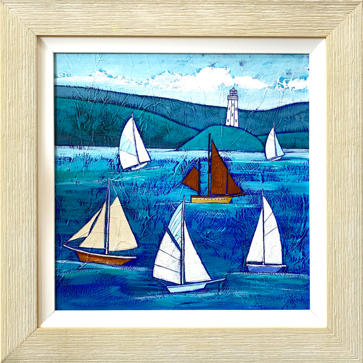 Cornish Seas - Original Painting