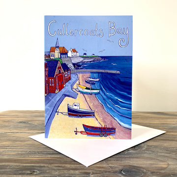 Cullercoats Bay - Card