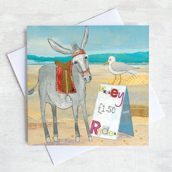 Seaside Nostalgia Greetings Card Pack