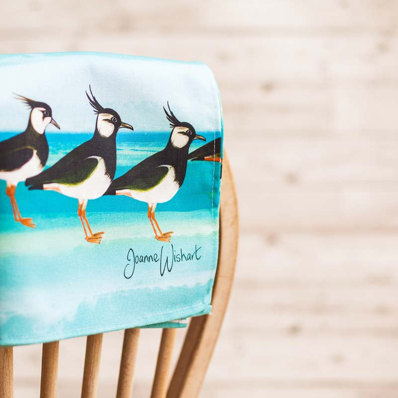 Lapwing Tea Towel