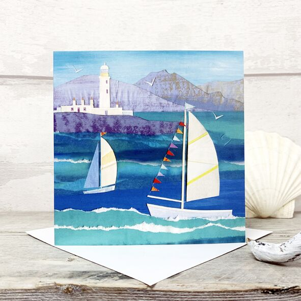 Lismore Lighthouse Greetings Card