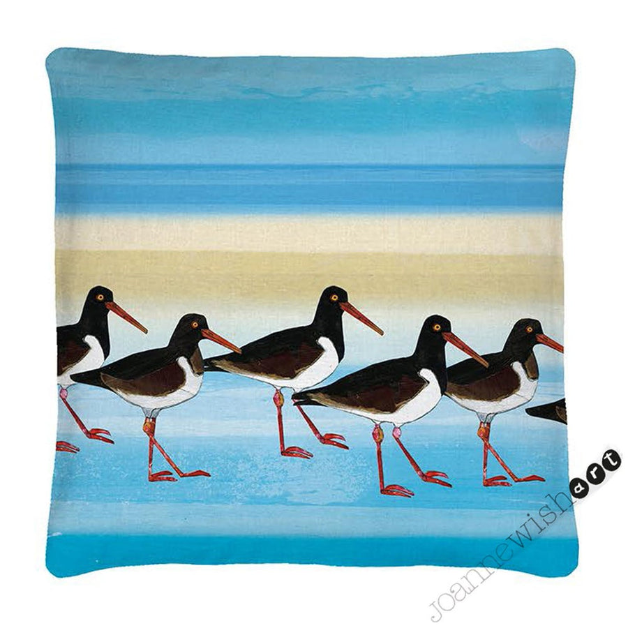 Oystercatcher Cushion