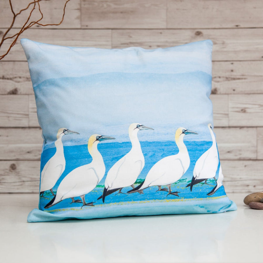 Gannets Cushion
