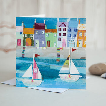 Happy Sailing Card