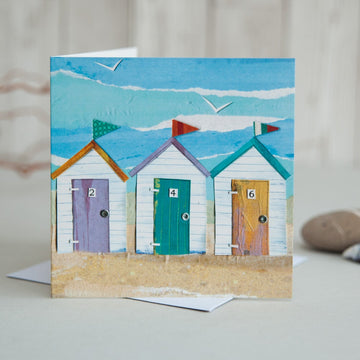 Beach Huts 2.4.6. Cards