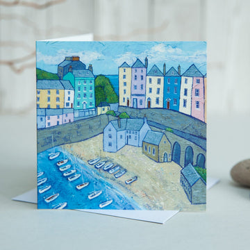 Happy Houses Card