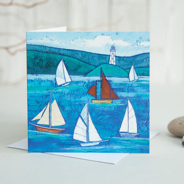 Cornish Seas Card