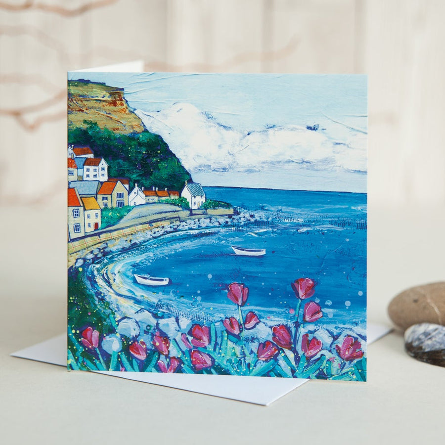Beautiful Bay - Card