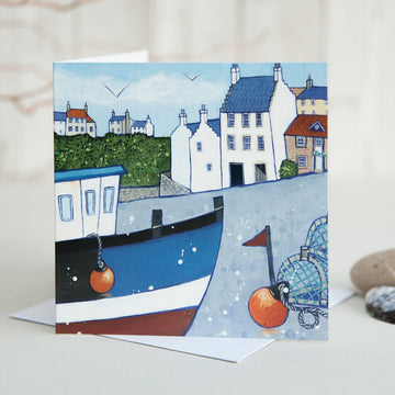 Fishing Day Card