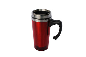 Thermo Mug with Lid (420ml)(S/S Inner)