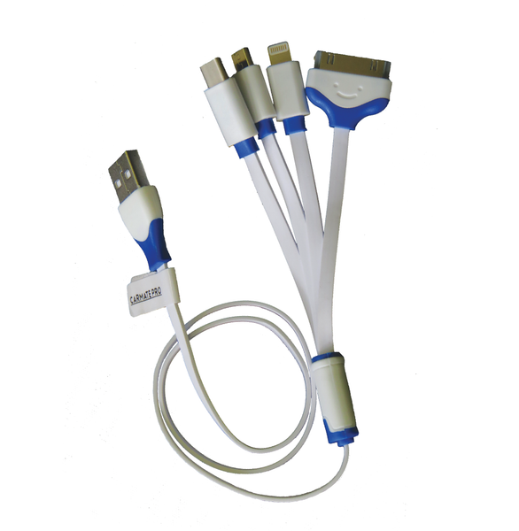 4 in 1 USB Charging Cable