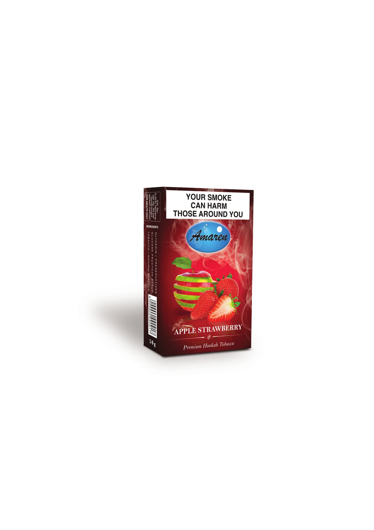 Amaren Hookah Tobacco - Apple Strawberry