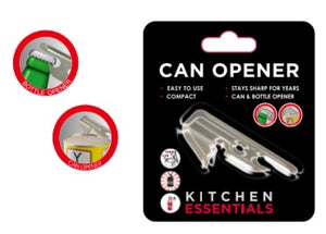 Can & Bottle  Opener
