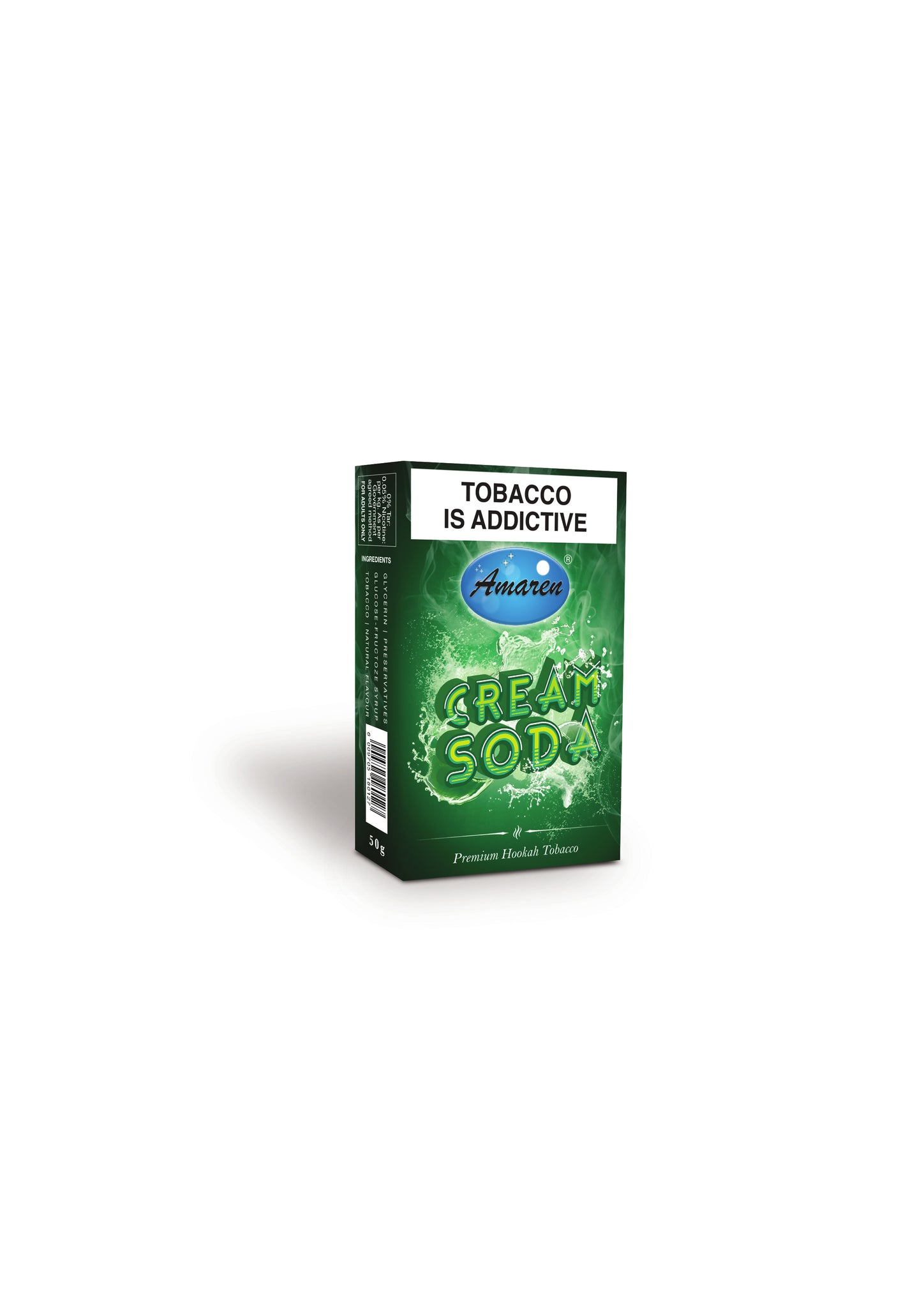 Amaren Hookah Tobacco - Cream Soda