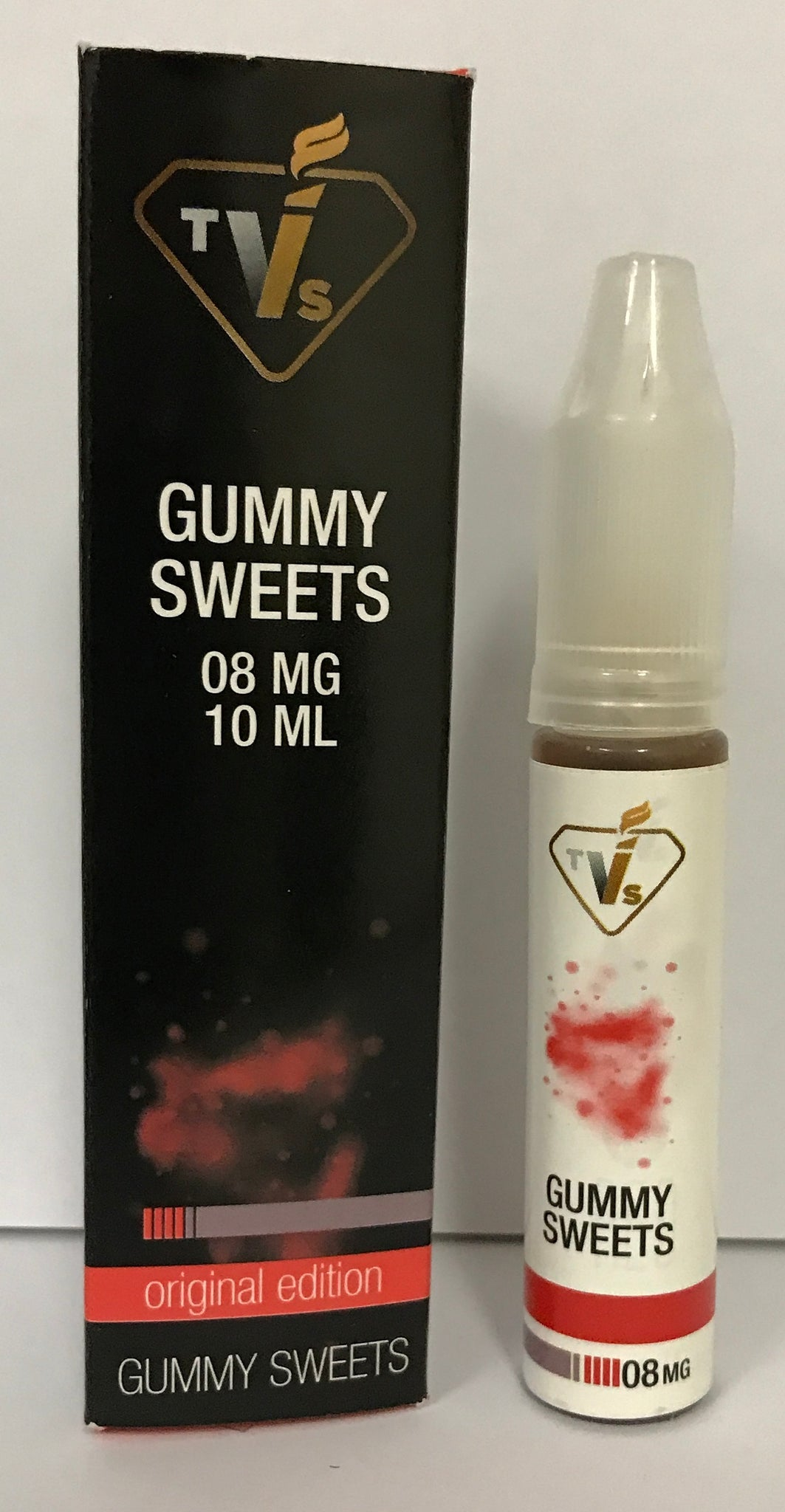 TVS Gummy Sweets 10ml