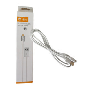Hira  IPhone Rubber Data & USB cable