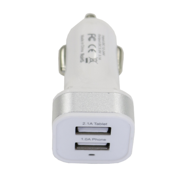USB charger 2.1 & 1.0