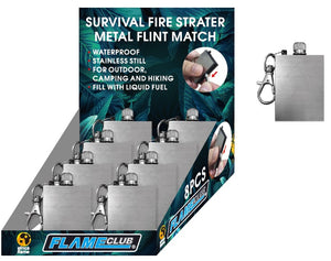 Emergency Fire Starter - 8 pcs