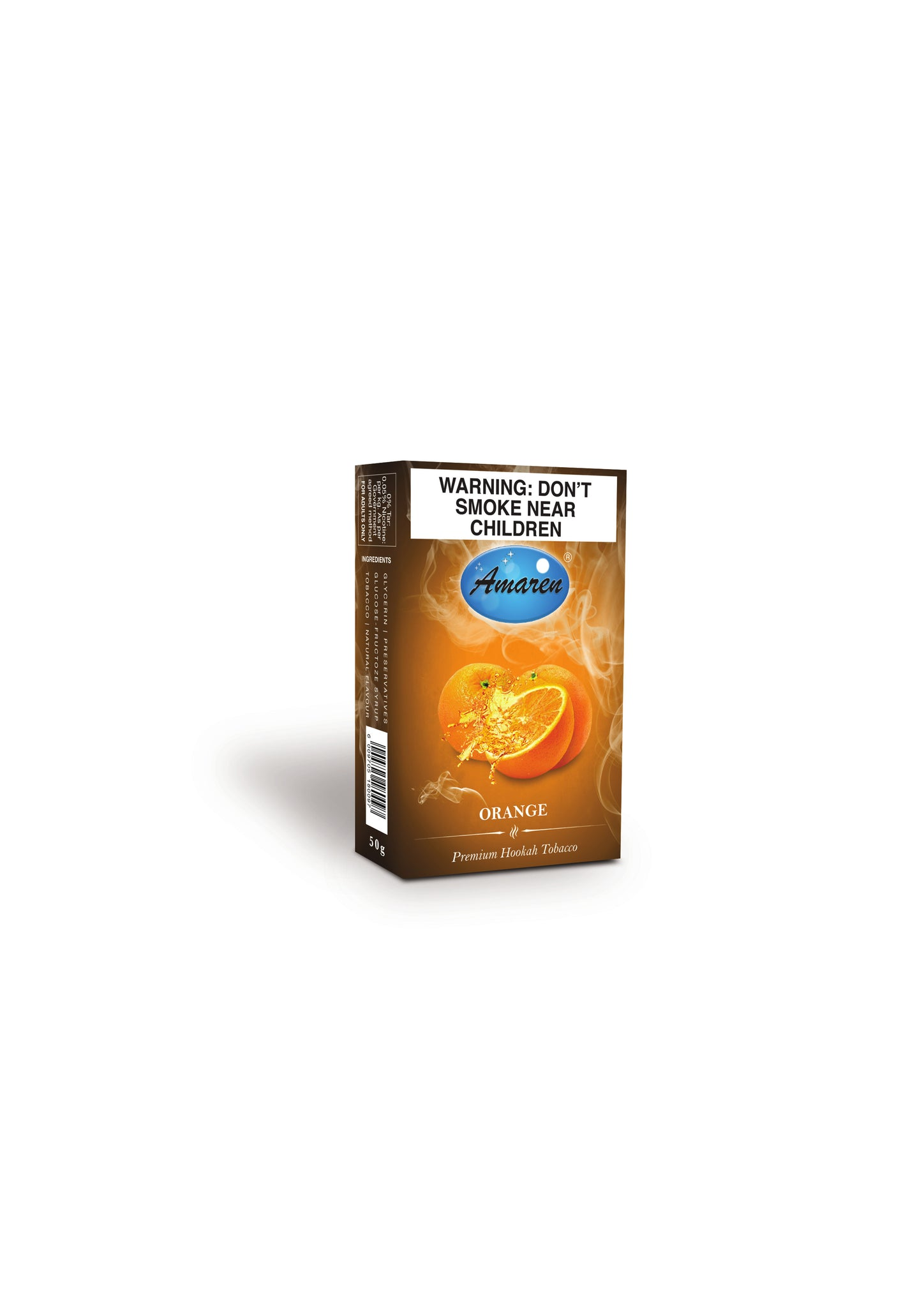 Amaren Hookah Tobacco - Orange