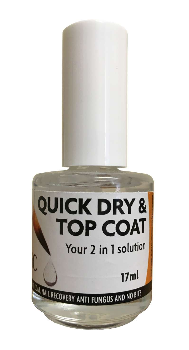 Chic Africa - NC Top Coat