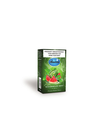 Amaren Hookah Tobacco - Watermelon Mint