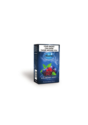 Amaren Hookah Tobacco - Wildberry Mint
