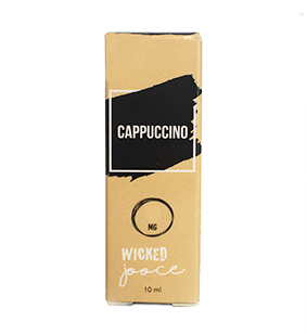 Wicked Jooce - Cappuccino