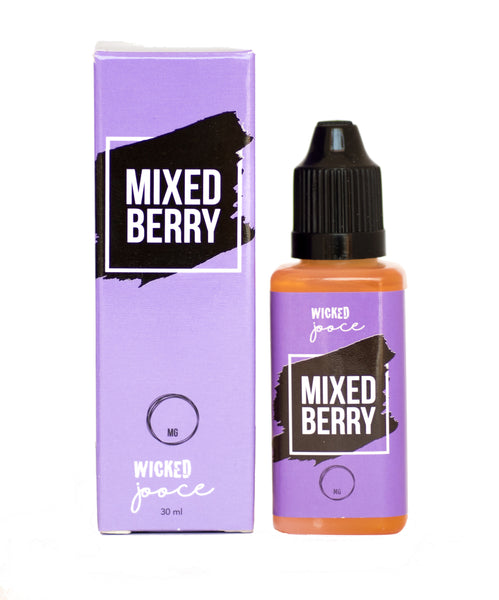 Wicked Jooce -  Mixed Berry