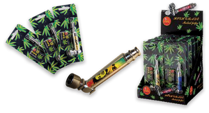 Assorted Large Rasta Pipes