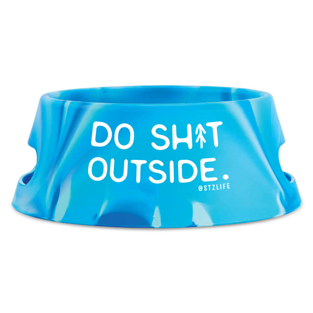 AQUA-FUR DOG BOWL